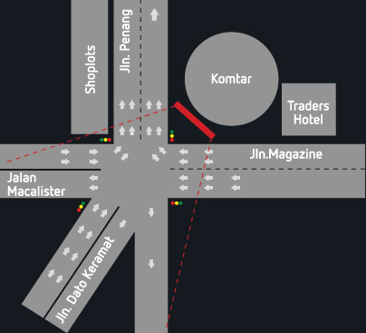 map komtar